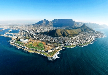 Book flights to capetown